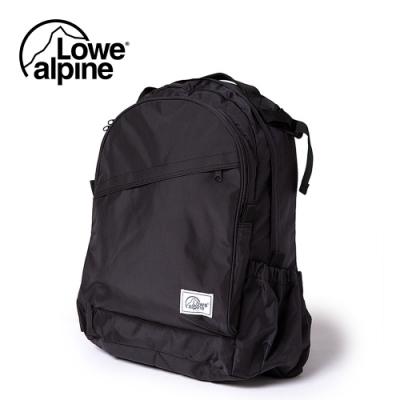 【Lowe Alpine】Adventurer Day Pack 25 日系款筆電後背包 黑色 #LA01