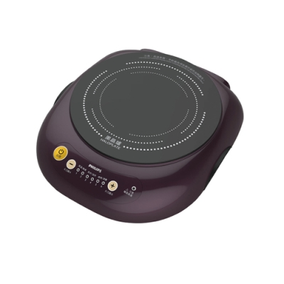 PHILIPS飛利浦 不挑鍋黑晶爐(HD4998)