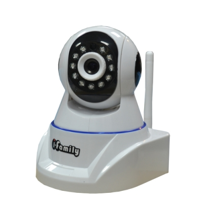 (全新福利品)宇晨I-Family 全方位守護-無線遠端遙控攝影機