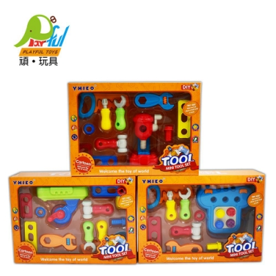 Playful Toys 頑玩具 帶電工具組