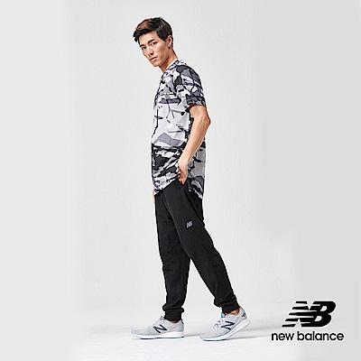 New Balance 長褲_AMP91013BK_男性_黑色