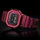 CASIO 卡西歐 G-SHOCK 全金屬太陽能電波手錶-酒紅 GMW-B5000RD-4 product thumbnail 1