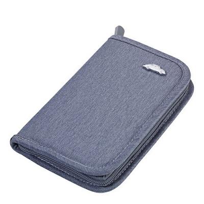 德國TROIKA防盗刷盗錄RFID護照信用卡夾包TRIP KÄFER WAL20