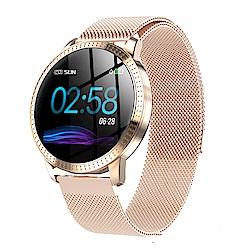 【AFAMIC 艾法】C18智能心率GPS運動手環 運動手錶 磁吸錶帶 睡眠監控