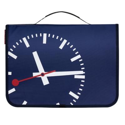 MONDAINE 瑞士國鐵 衣物打理袋-藍
