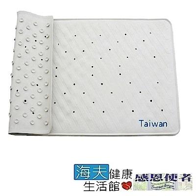 長方形橡膠止滑墊 密集吸盤式 表面細紋加工(2入)(FR808)