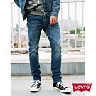 Levis 男款 512 Taper低腰修身窄管牛仔褲 保暖科技 內刷毛
