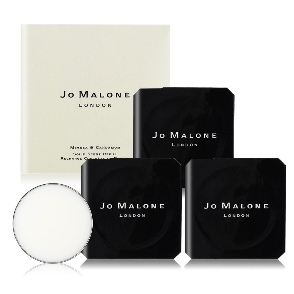 *Jo Malone香膏2.5g任選小蒼蘭橙花香水香味等(調和盤另售)
