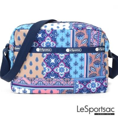 LeSportsac - Standard側背隨身包 (蔚藍幸福)
