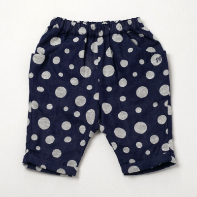 PIPPY 好動水珠燈籠短褲  藍