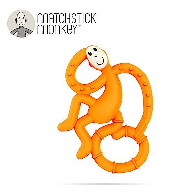 英國Matchstick Monkey 跳舞猴牙刷固齒器-桔利猴 @ Y!購物