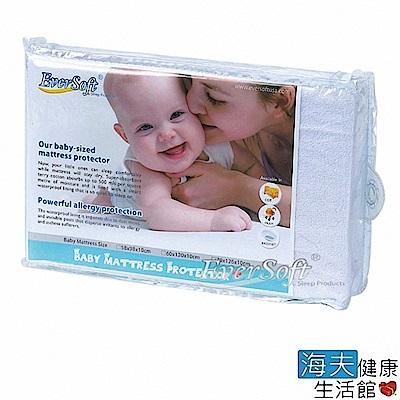 EVERSOFT 床包式 嬰兒床 保潔墊 60x120x10cm