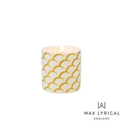 英國 Wax Lyrical 大地系列香氛蠟燭-石榴白茶 White Tea & Pomegranate 68g