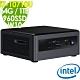Intel 無線雙碟迷你電腦 NUC i7-10710U/64G/960SSD+1TB/W10 product thumbnail 1