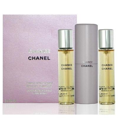 Chanel Chance Twist & Spray 邂逅淡香水 3x20ml