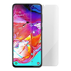 Metal-Slim Samsung Galaxy A70 9H鋼化玻璃保護貼