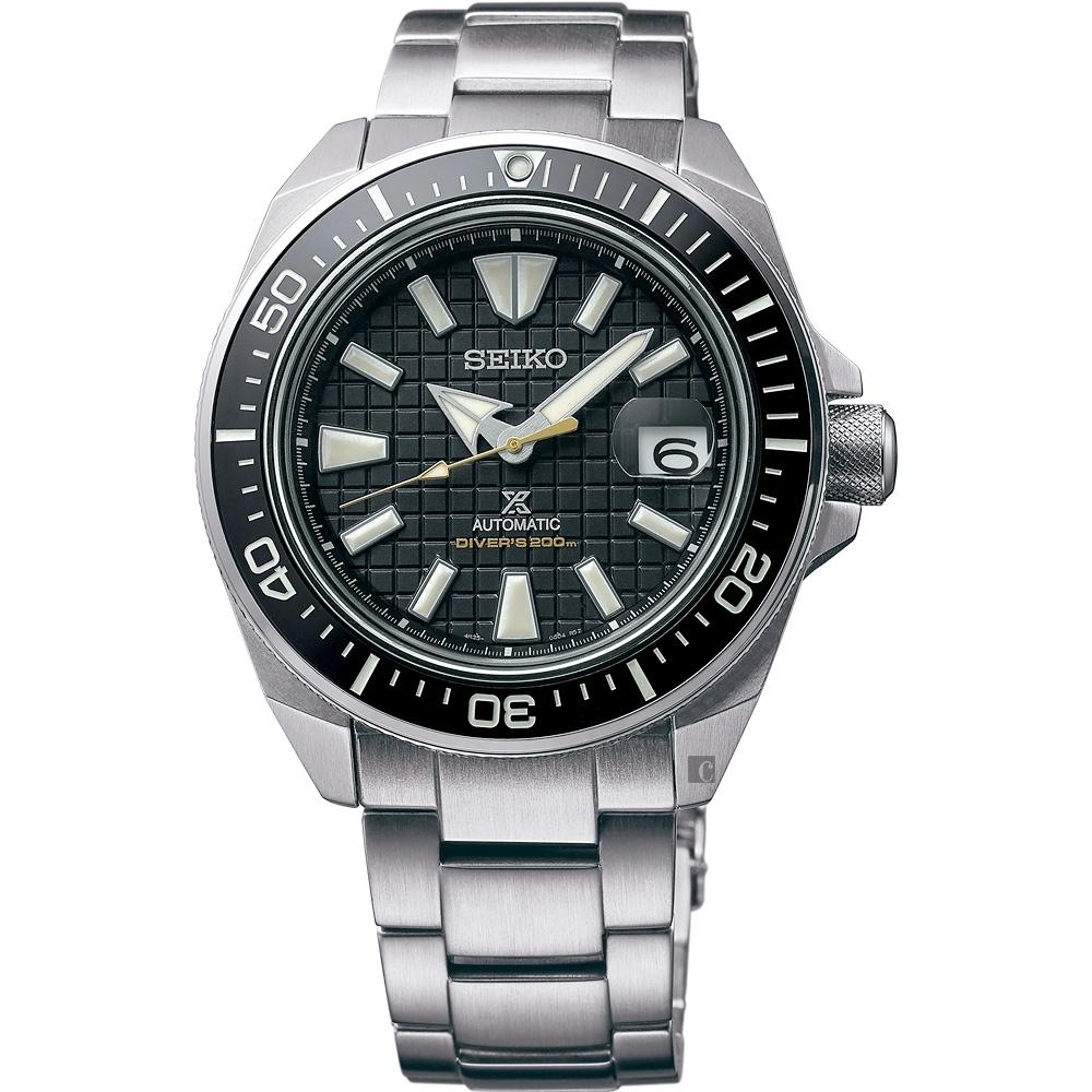 SEIKO 精工 Prospex 200米潛水機械錶(SRPE35K1/4R35-03W0D)-43.8mm