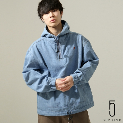 ZIP日本男裝 KANGOL聯名派克服 (7色)