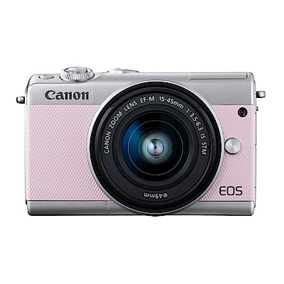 CANON EOS M100 15-45mm IS STM (公司貨)