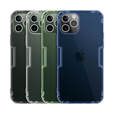 NILLKIN Apple iPhone 12/12Pro 本色TPU軟套