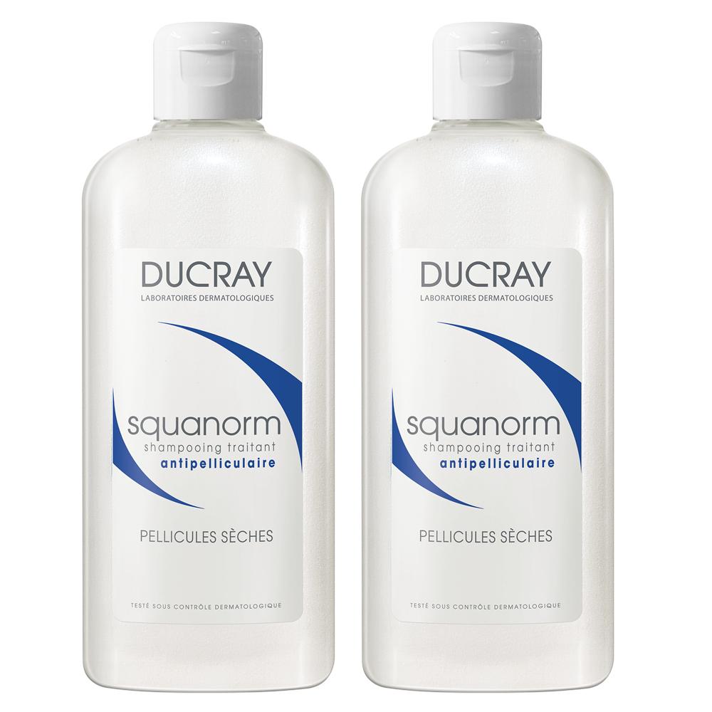 DUCRAY護蕾 舒緩抗屑洗髮精200ml(二入組)