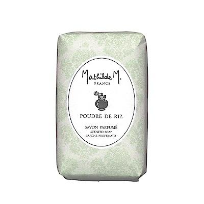 法國Mathilde M. 米香柔嫩香水皂100g
