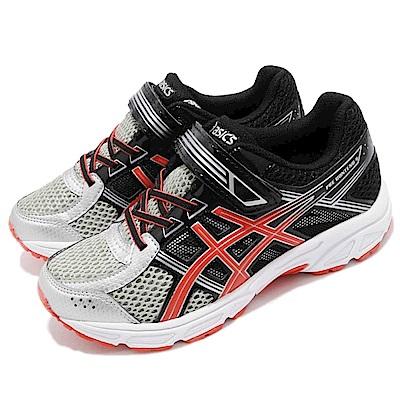 Asics 慢跑鞋 Pre Contend 4 運動 童鞋