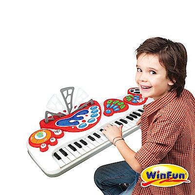 WinFun 兒童聲光電子琴49鍵