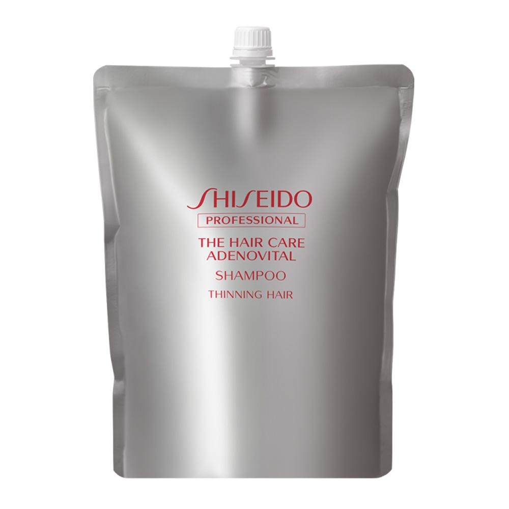 SHISEIDO資生堂 甦活養髮洗髮乳1800ml (補充包)