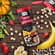 Nosh! 諾許寶寶星星餅乾60g(香蕉草莓南瓜口味) product thumbnail 1
