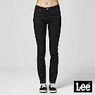 Lee  緊身中腰窄腳/黑色