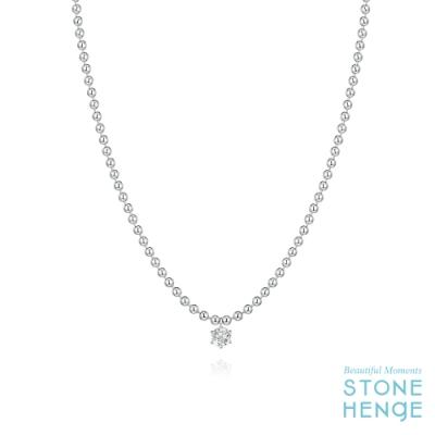 STONEHENgE 斯通亨奇 純銀項鍊耳環均一價1599