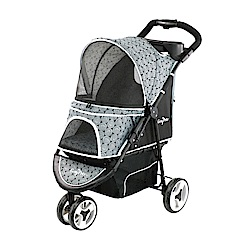 doter寵愛物語-GEN7PETS漫步者寵物推車(可承重22公斤+二色)