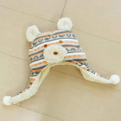 GMP BABY 時尚寶寶流行蓋耳帽1頂