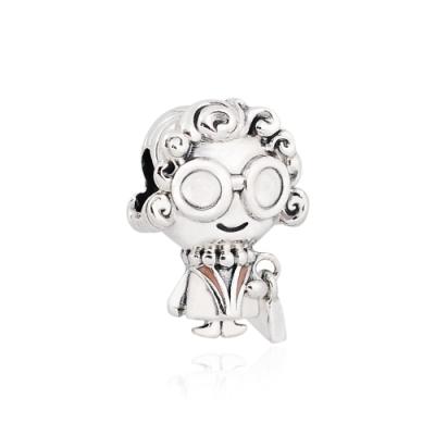Pandora 潘朵拉 親愛的奶奶 垂墜純銀墜飾