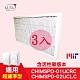 LFH HEPA活性碳濾心 適用:3M超濾淨型-CHIMSPD-01/02UCF空氣清淨機 3入組 product thumbnail 1