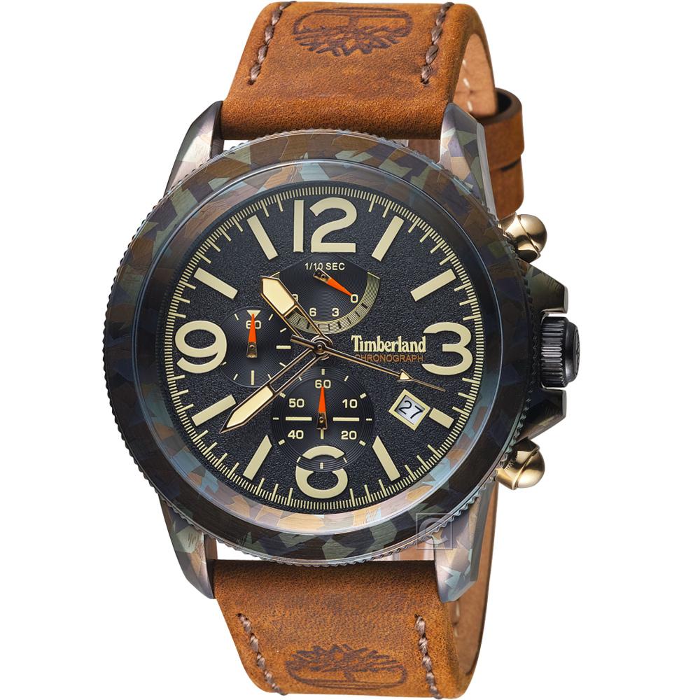 Timberland迷彩潮流時尚腕錶(TBL.15474JSGN/02)