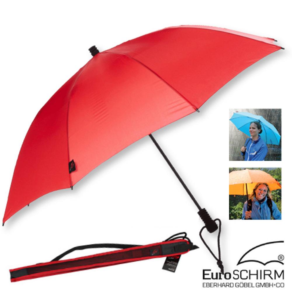 EuroSCHIRM SWING LITEFLEX 戶外專用直把傘_紅