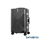 Samsonite新秀麗 20吋Intersect 高質感PC鋁框硬殼TSA登機箱