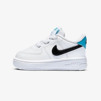 NIKE 童鞋 小童 輕巧 舒適 運動鞋 小童 童鞋 白 905220105 Force 1 18