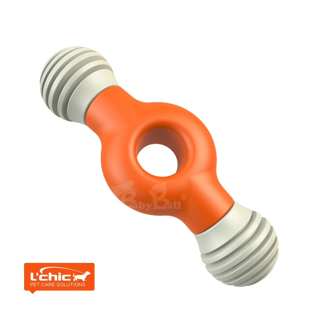 L chic-天然橡膠耐咬磨牙玩具