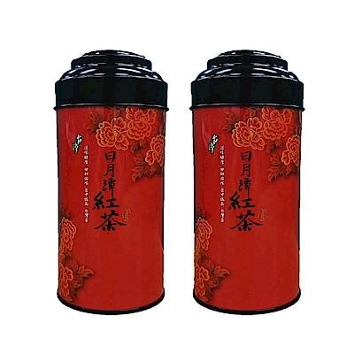 【新造茗茶】日月潭手採紅茶(阿薩姆紅茶100g+紅玉紅茶100g)