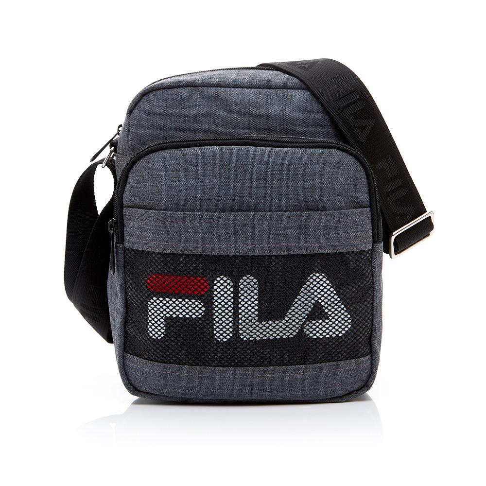 FILA 小型斜肩包-灰色 BMT-1201-GY