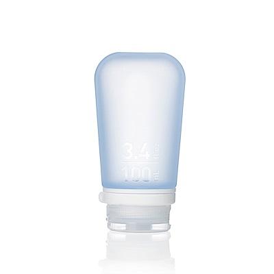 Humangear GoToob+ 旅行分裝瓶 (大) 100ml - 天空藍