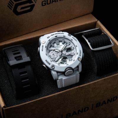 CASIO卡西歐 G-SHOCK 錶帶組 GA-2000S-7A_48.7mm