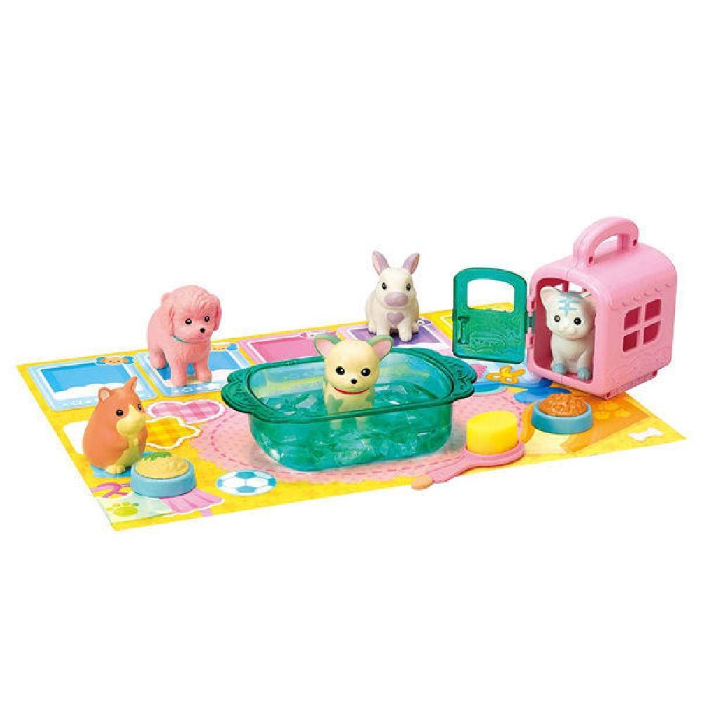 日本 PILOT 小美樂娃娃 魔法變色寵物店_PL61698原廠公司貨