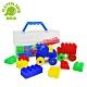 Playful Toys 頑玩具 手提積木箱(內含積木48pcs) product thumbnail 1