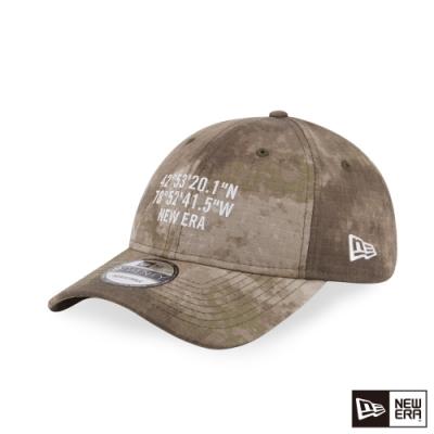 NEW ERA 9TWENTY 920 軍事迷彩 大地色 棒球帽