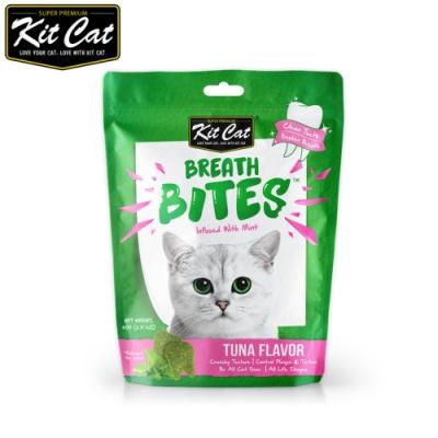 Kit Cat 薄荷潔牙餅(鮪魚口味)60g