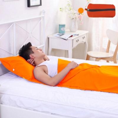 便攜式韓國棉保潔睡袋 (單人)